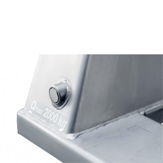 Гидравлические тележки TOYOTA из нержавеющей стали - одобрены для использования