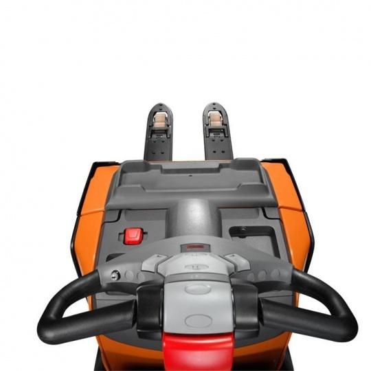 Тележка электрическая TOYOTA LPE 200