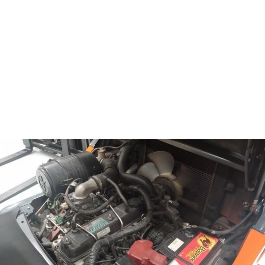 Автопогрузчик Toyota 8FGL15