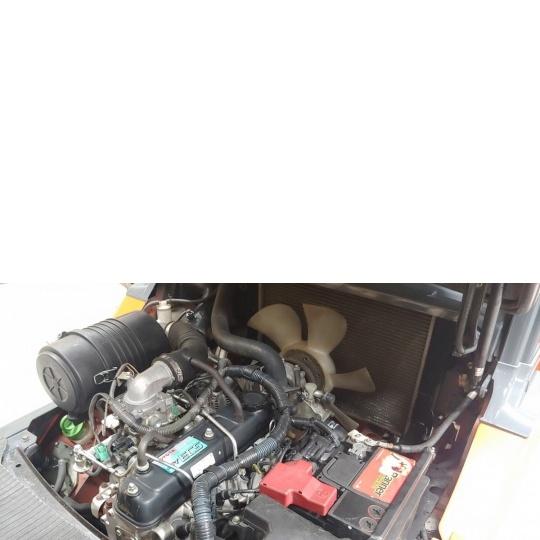Автопогрузчик Toyota 8FGL25