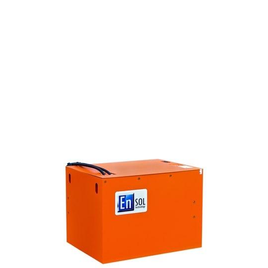 Аккумуляторная тяговая батарея EnSol 24V Li-ion 200 Ah
