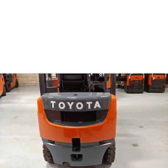 Автопогрузчик Toyota 02-8FG15
