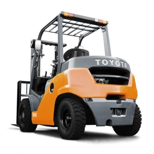 Погрузчик Toyota Tonero дизельный 4т