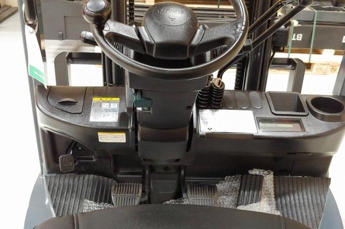 КОПИЯ Автопогрузчик Toyota 02-8FGL15
