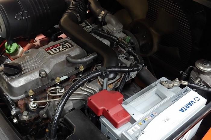 Автопогрузчик Toyota 62-8FD20