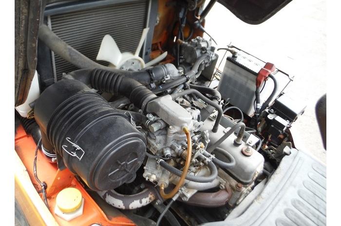 Автопогрузчик Toyota 7FG15
