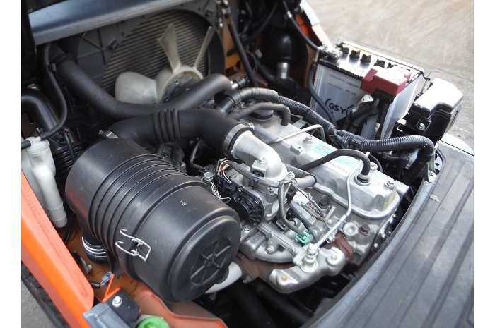 Автопогрузчик Toyota 02-8FGL15