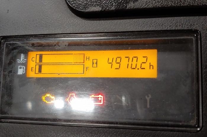 Автопогрузчик Toyota 8FGL14