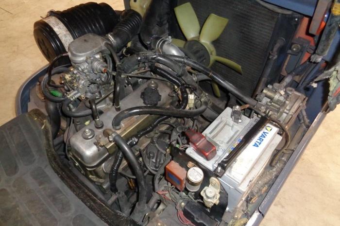 Автопогрузчик Toyota 02-6FG15